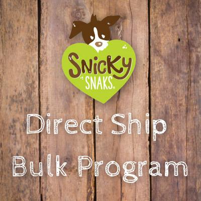 Treat Planet Snicky Snak Direct Ship Bulk Program