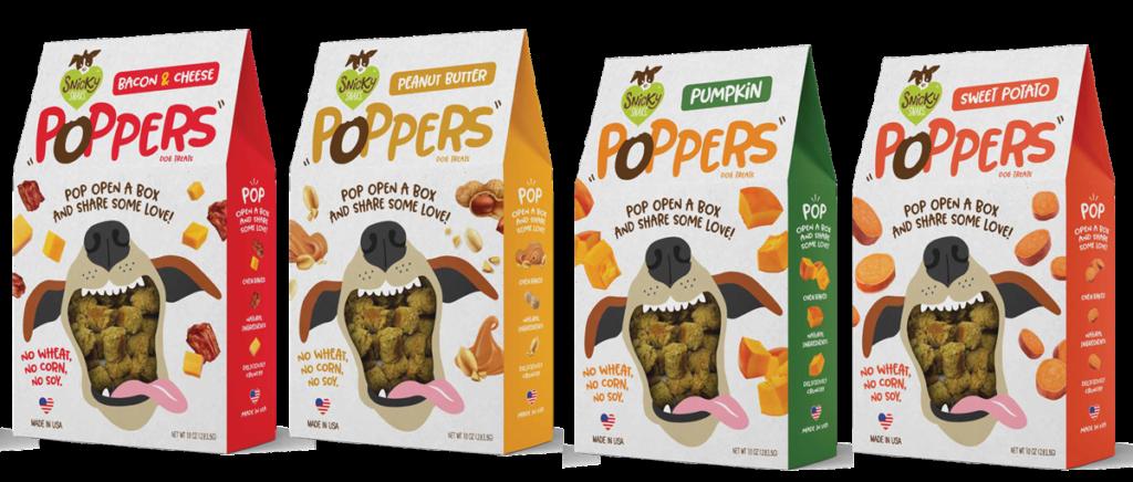 Snicky Snak Poppers